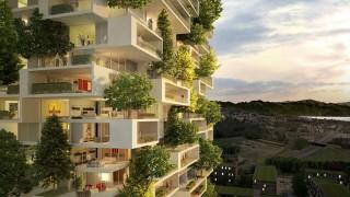Вертикална гора - новото инженерно чудо на Азия