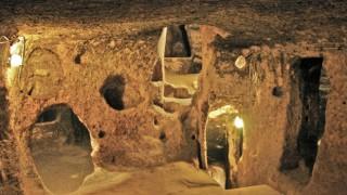Извънземни ли построиха този подземен град в Турция?