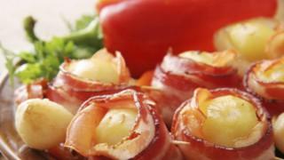 Неустоими италиански хапки с картофи и бекон