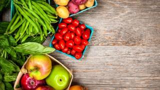Печелите 10 години, ако ядете плодове и зеленчуци