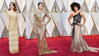 Вижте какви рокли избраха актрисите за нощта на Оскарите