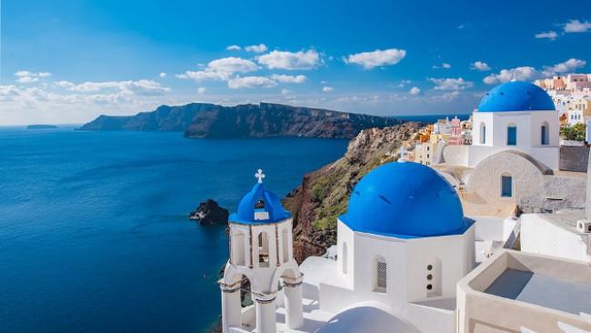 Санторини - хипарският рай, който може да промени живота ти