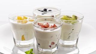 Здравословен шейк с плодове