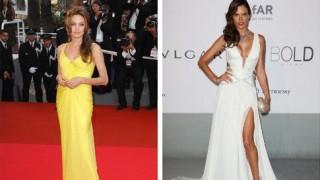 Топ 20 на най-впечатляващите рокли от Кан (галерия)