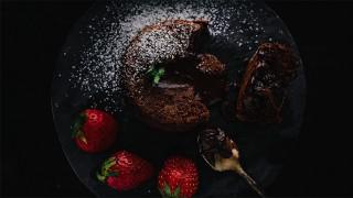Лава кейк
