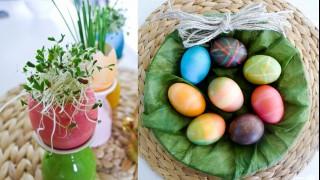Вдъхновяващи идеи за украса на Цветница и Великден