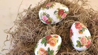 4 интересни и оригинални техники за боядисване на яйца