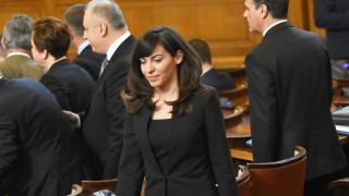 Бившата манекенка Теодора Халачева е най-младият депутат