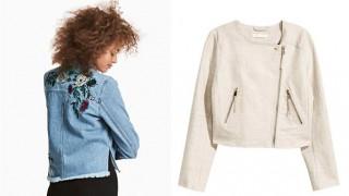 Предложения на Woman за пролетта - якета под 100 лева