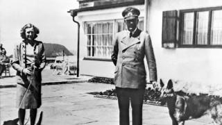 Адолф Хитлер през погледа на Ева Браун