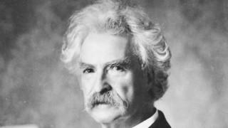 Марк Твен – авторът, който дойде и си отиде с Халеевата комета