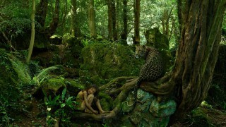 Децата Маугли: 7 потресаващи истории на деца, отгледани от животни