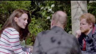 Изненадващо видео от кралското семейство