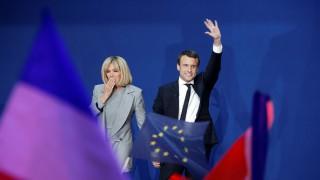 Баба на 64 г. ще става първа дама на Франция