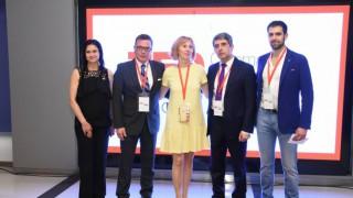 TED Prize Night: Росен Плевнелиев, папа Франциск и Серина Уилямс зарадваха българската публика
