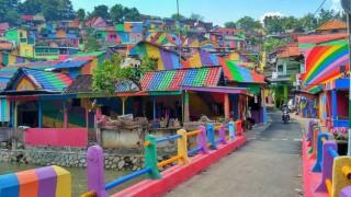 Един град в цветовете на дъгата