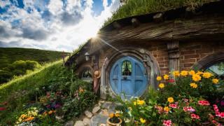 Градът на хобитите – легендарната фантазия оживява (СНИМКИ)