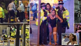 Светът е шокиран: Терористичен акт по време на концерт на Ариана Гранде