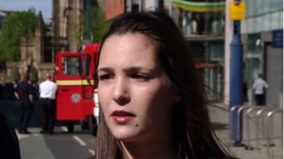 Българка се спаси по чудо от атентата в Манчестър!