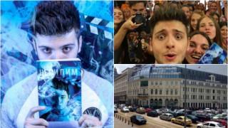 Запознайте се със Стан - българския автор, по който тийнейджърите полудяха