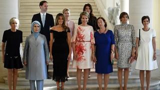 Модната битка на първите дами