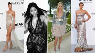 Коя е най-добре облечената звезда на amfAR Gala?