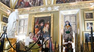 Новата колекция на Гучи - зашеметяваща разходка през Ренесанса