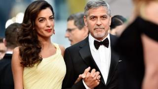Амал Клуни платила 120 хиляди паунда за раждането