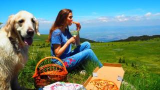 Мисията възможна: Пица пикник!