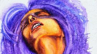 Художник улавя лица по време на оргазъм