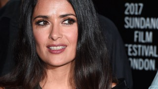 Тайната на Салма Хайек за красиво лице - маска от смутита
