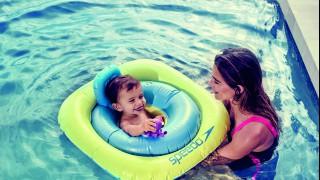 Никога не е твърде рано за плуване