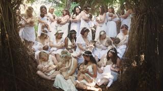 Всяка майка-кърмачка трябва да се чувства като богиня (ГАЛЕРИЯ)