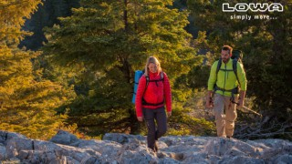 Как да изберем перфектните дамски обувки за планина