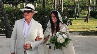 Томи Хилфигер омъжи дъщеря си