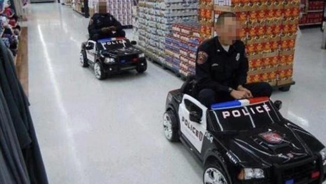 Гарантиран смях: Откачалки в супермаркета