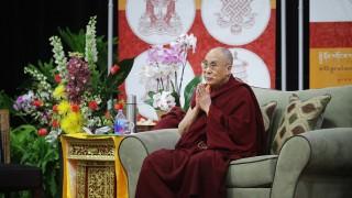 Далай Лама: Бъдете мотивирани от любов, тогава ще сте безстрашни и независими