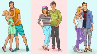 Забавен тест: Изберете си двойка и ще ви разкрием какви сте във връзката си