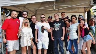 Нечувано: Българи и македонци си спретнаха страхотен купон на македонска земя