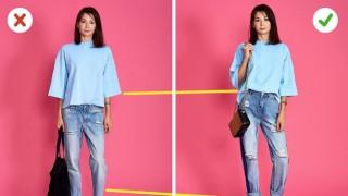 Модни трикове, с които ще изглеждате по-високи