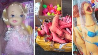 Забавни снимки: Детски играчки от Китай, които могат да навредят на психиката на вашето дете!