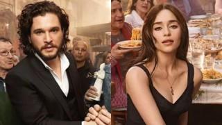 Dolce&Gabbana заложи на страстта между Денерис и Джон Сноу