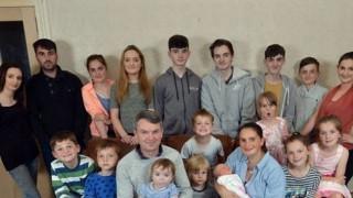 Британка роди 20 деца