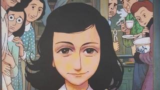 Дневникът на Ане Франк вече и на комикс