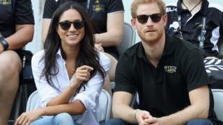 Принц Хари и Меган Маркъл за първи път официално заедно