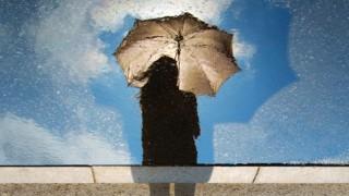 Чадърът, който пази от дъжд и лошо настроение
