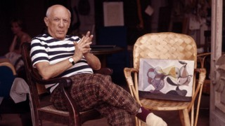 Пабло Пикасо: