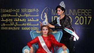 """""""Мис Ирак"""" атакува конкурса """"Мис Вселена"""" за първи път от 45 години (снимки)"""