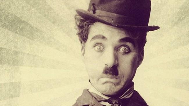Чарли Чаплин: