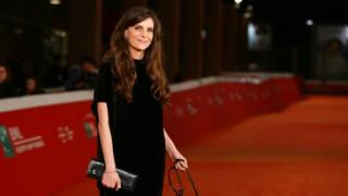 Италианска кинозвезда издава тайната на успеха